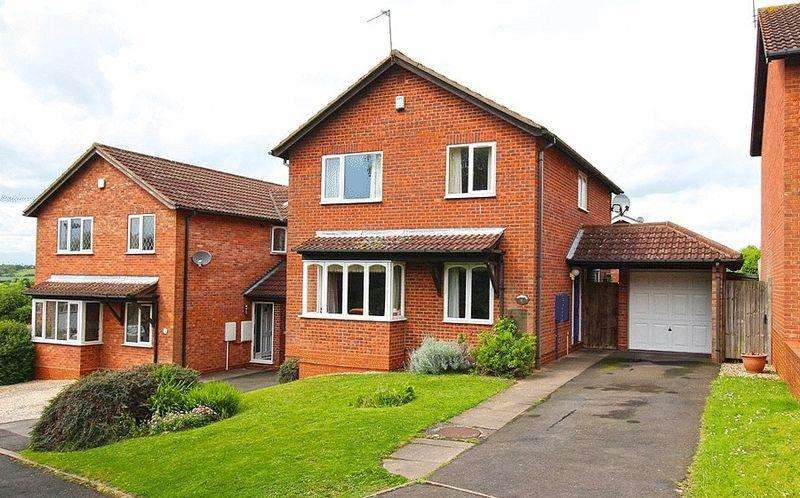 4 Bedrooms Detached House for sale in Meadow View, SEDGLEY