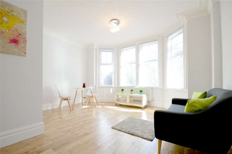 1 Bedroom Apartment Flat for sale in Bingham Road, Croydon