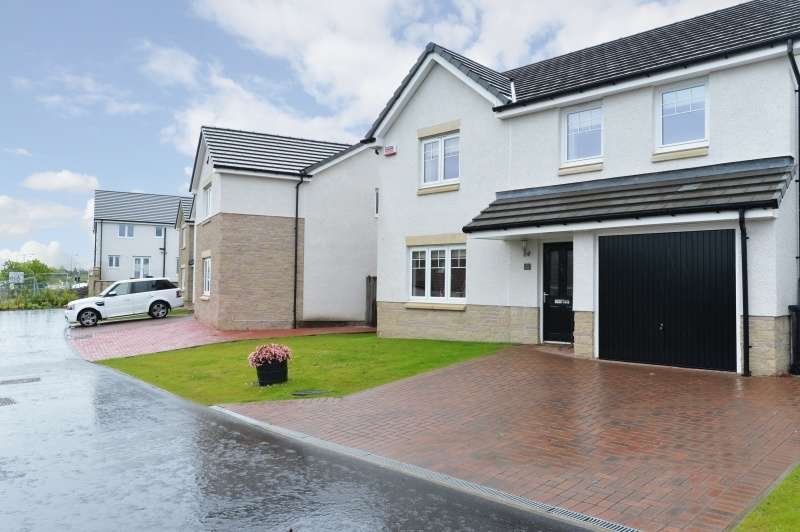 4 Bedrooms Detached Villa House for sale in Station Road, Armadale, Bathgate, West Lothian, EH48 3GP