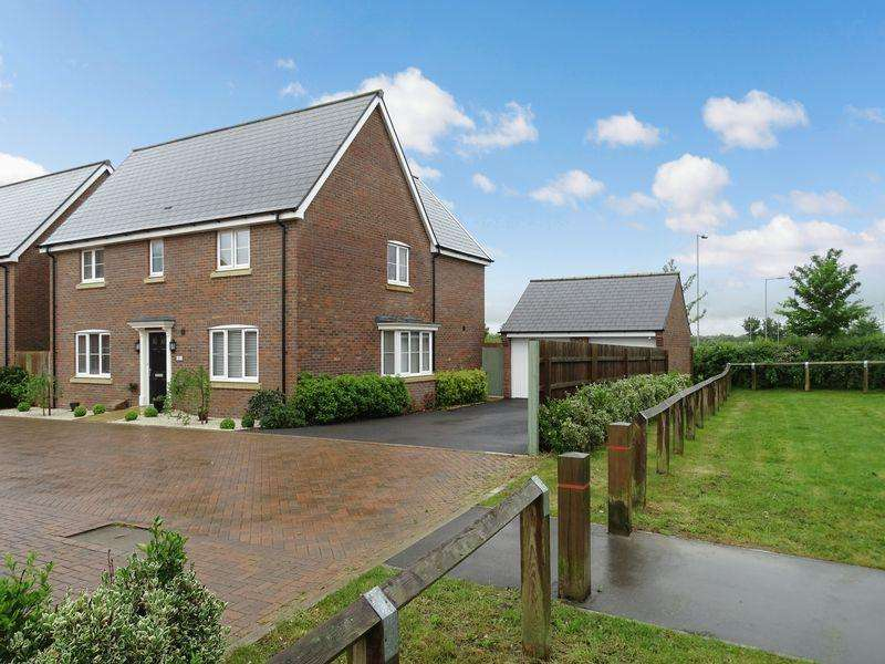 4 Bedrooms Detached House for sale in Thyme Road, Melksham