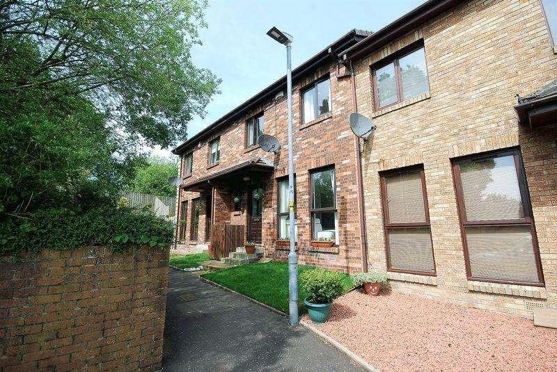 3 Bedrooms Terraced House for sale in 9 Kersland Gait, Stewarton, KA3 5HN