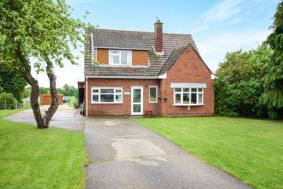 3 Bedrooms Detached House for sale in Lowthorpe, Southrey, Lincoln, Lincolnshire