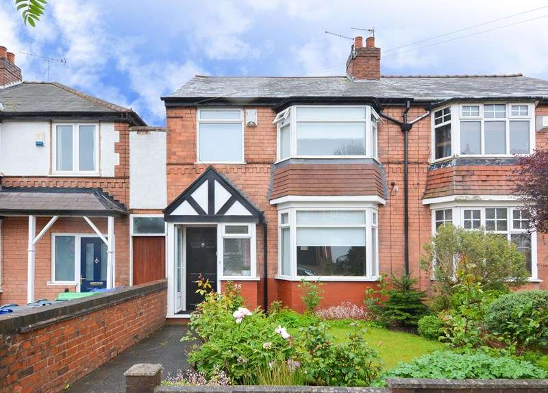 3 Bedrooms Semi Detached House for sale in Devon Road, Bearwood
