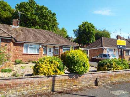 2 Bedrooms Bungalow for sale in Shirley, Southampton