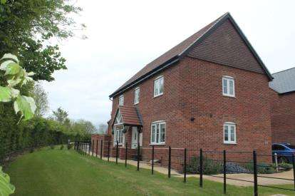 4 Bedrooms Detached House for sale in Badgers Way, Bishopton, Stratford-Upon-Avon