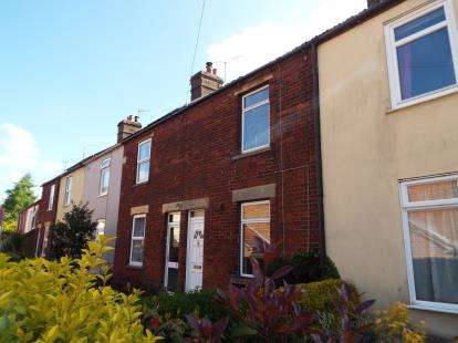 2 Bedrooms Terraced House for sale in Fakenham, Norfolk