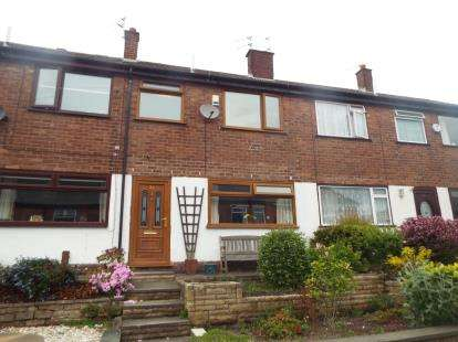3 Bedrooms Terraced House for sale in Smyrna Street, Radcliffe, Manchester, Greater Manchester, M26