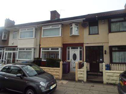 3 Bedrooms Terraced House for sale in Heliers Road, Old Swan, Liverpool, England, L13