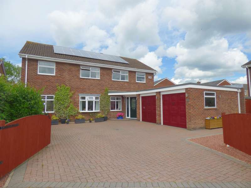 5 Bedrooms Detached House for sale in Copandale Road, Beverley, HU17 7BW