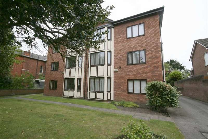 2 Bedrooms Apartment Flat for sale in Palatine Road, Southport