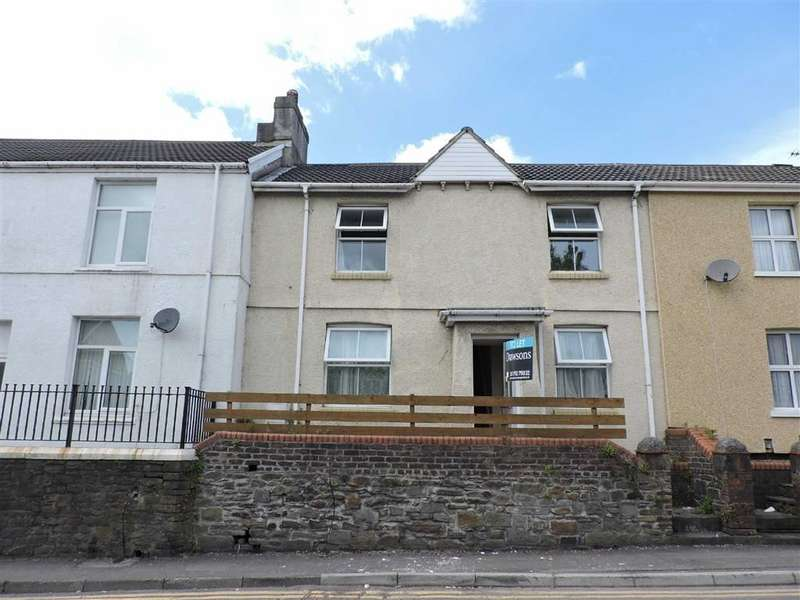 2 Bedrooms Property for sale in Neath Road, Plasmarl