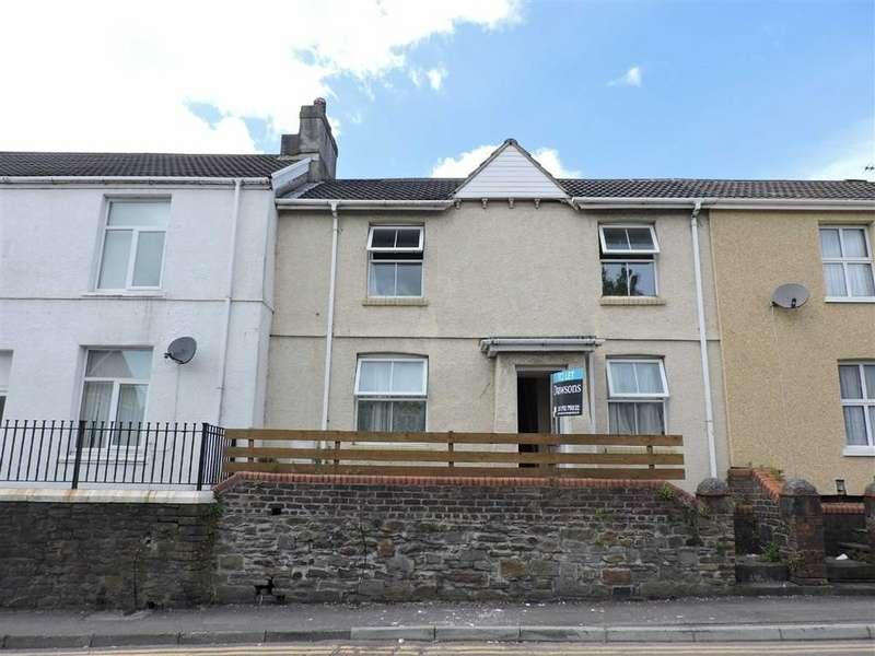 2 Bedrooms Terraced House for sale in Neath Road, Plasmarl