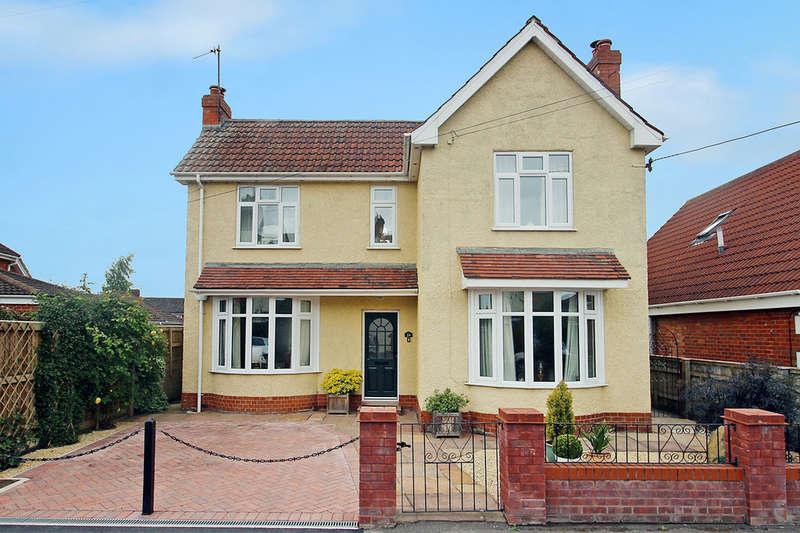 3 Bedrooms Detached House for sale in Eden Vale Road, Westbury