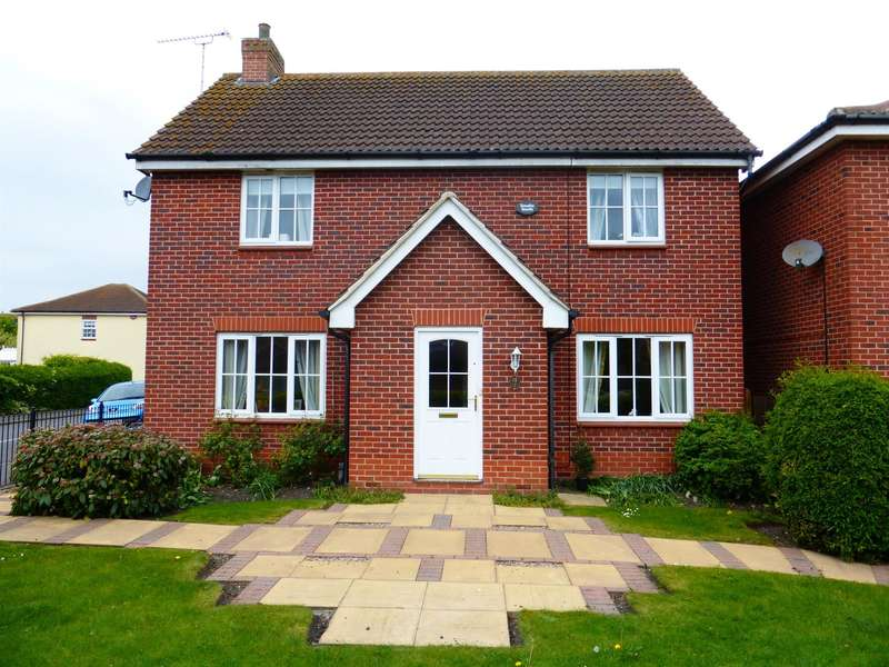 4 Bedrooms Detached House for sale in Wickliffe Park, Claypole, Newark, NG23