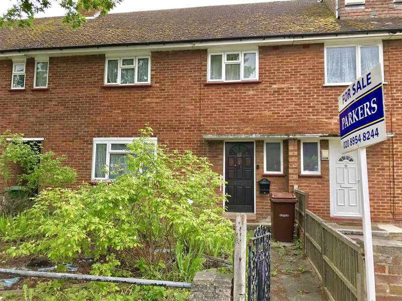 4 Bedrooms Terraced House for sale in Masefield Avenue, Stanmore