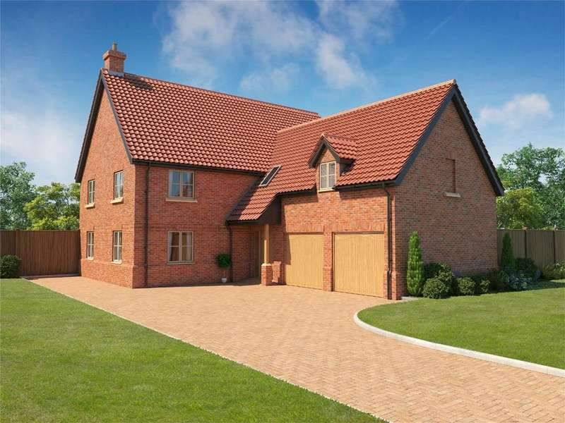 5 Bedrooms Detached House for sale in East Harling, NR16 2QD