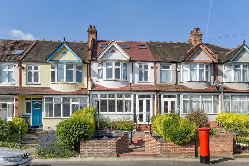 4 Bedrooms Terraced House for sale in Cranston Road London SE23
