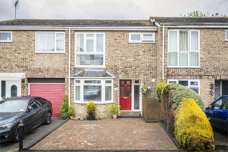 3 Bedrooms Terraced House for sale in Apton Road, BISHOP'S STORTFORD, Hertfordshire