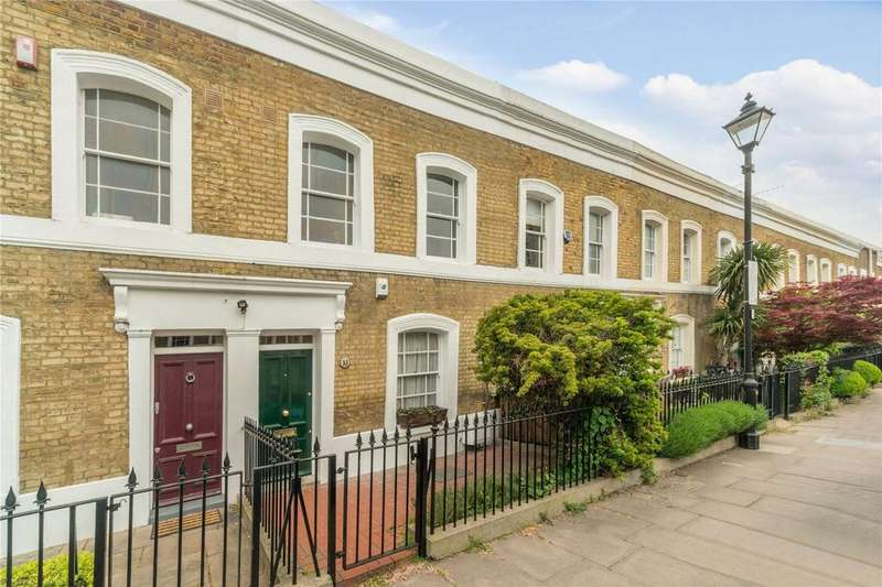 3 Bedrooms Terraced House for sale in Baring Street, Islington, London