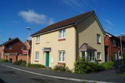 4 Bedrooms Detached House for sale in Holbeach Drive Kingsway, Quedgeley, Gloucester, Gloucestershire