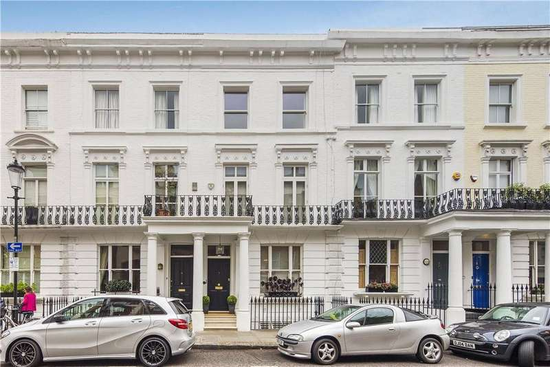 4 Bedrooms Terraced House for sale in Hollywood Road, Chelsea, London, SW10