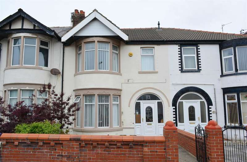 4 Bedrooms Terraced House for sale in Watson Road, Blackpool, FY4 1EG