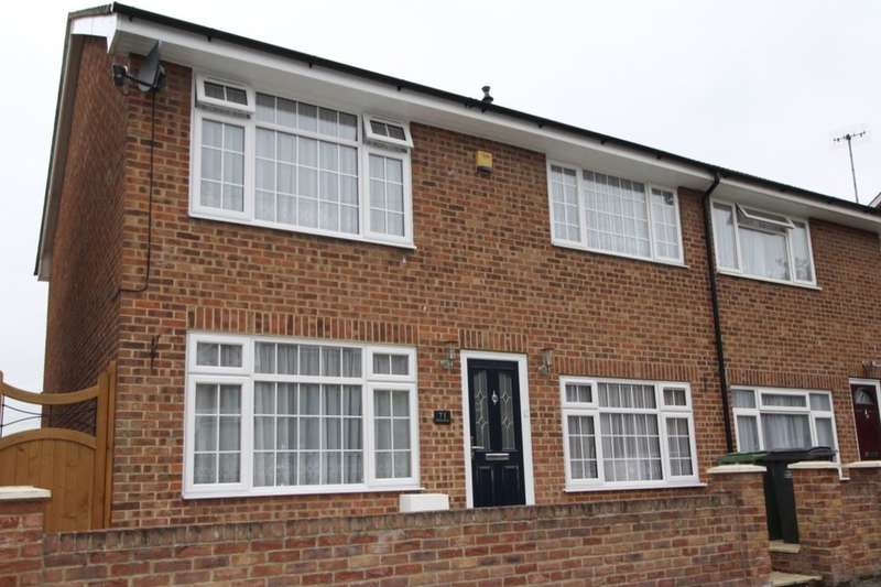 4 Bedrooms Semi Detached House for sale in Hollington Old Lane, St. Leonards-On-Sea, TN38