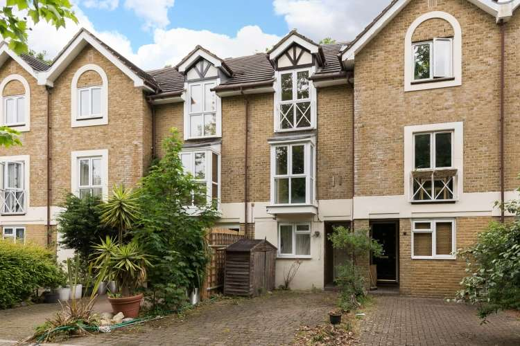 3 Bedrooms House for sale in Water Lane NEW CROSS SE14