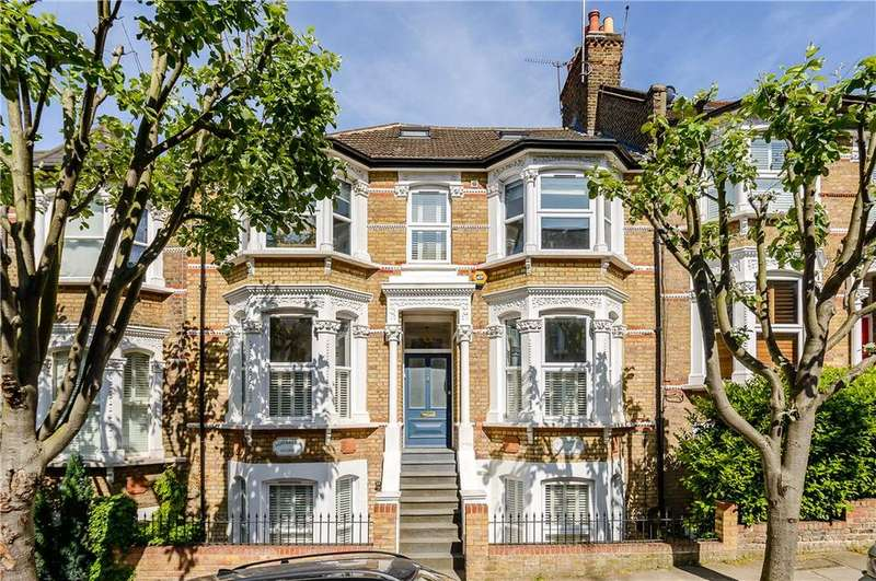 5 Bedrooms Terraced House for sale in Aubert Road, London, N5