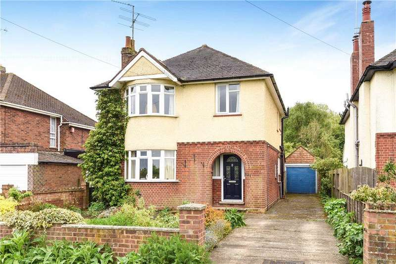 3 Bedrooms Detached House for sale in Lakes Lane, Newport Pagnell, Buckinghamshire