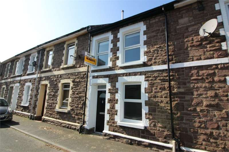 2 Bedrooms Terraced House for sale in St Helens Road, Abergavenny, Monmouthshire, NP7