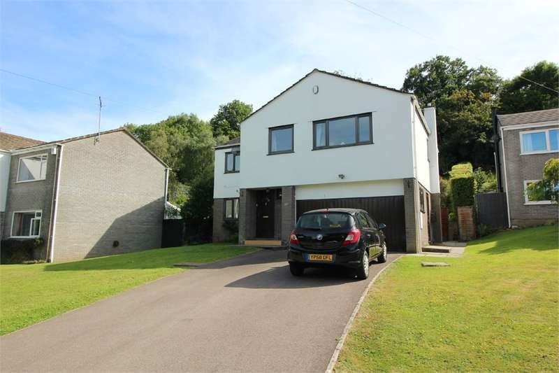 5 Bedrooms Detached House for sale in Crossroads, Gilwern, Abergavenny, NP7