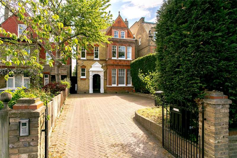 6 Bedrooms Detached House for sale in Trinity Rise, London, SW2