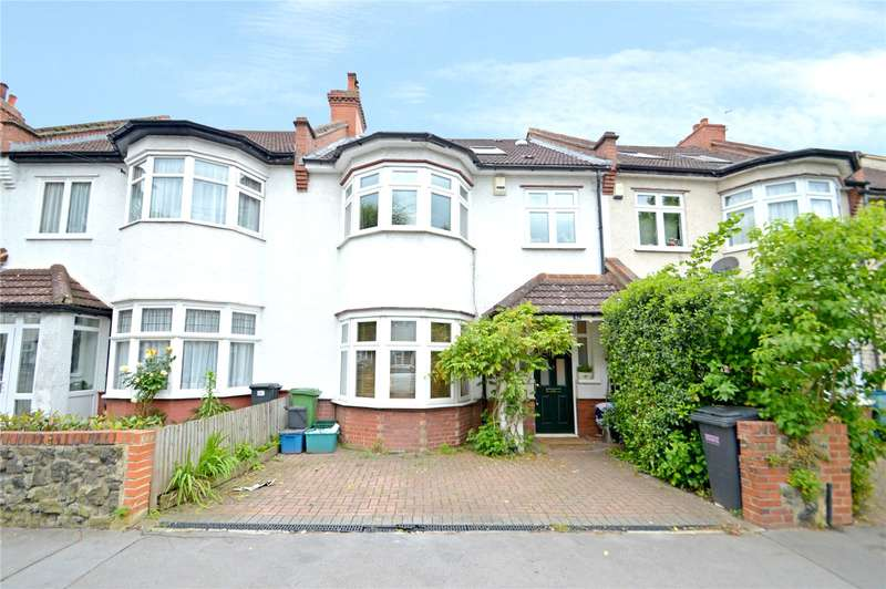 4 Bedrooms Terraced House for sale in Sherwood Road, Croydon