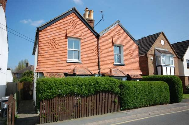 2 Bedrooms Semi Detached House for sale in Farnham, Surrey