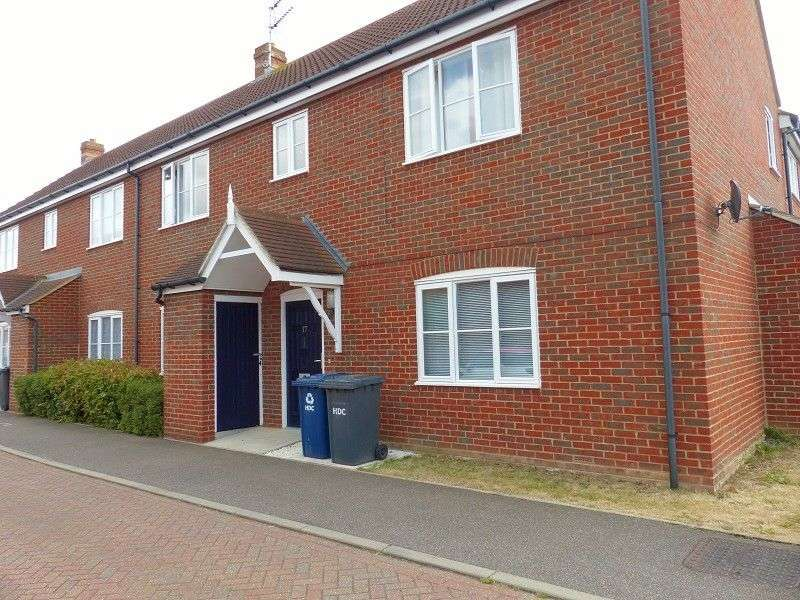 1 Bedroom Ground Flat for sale in Rose Court, Yaxley, Peterborough, PE7 3GD