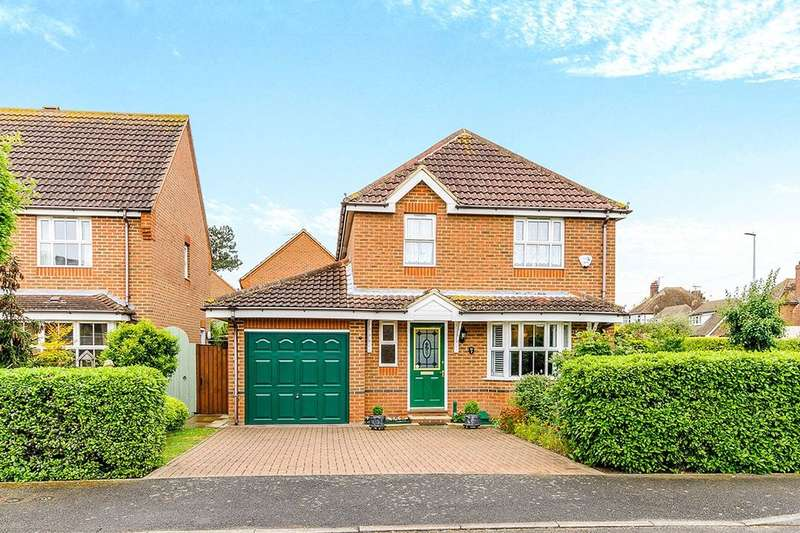 4 Bedrooms Detached House for sale in Maritime Avenue, Herne Bay, CT6