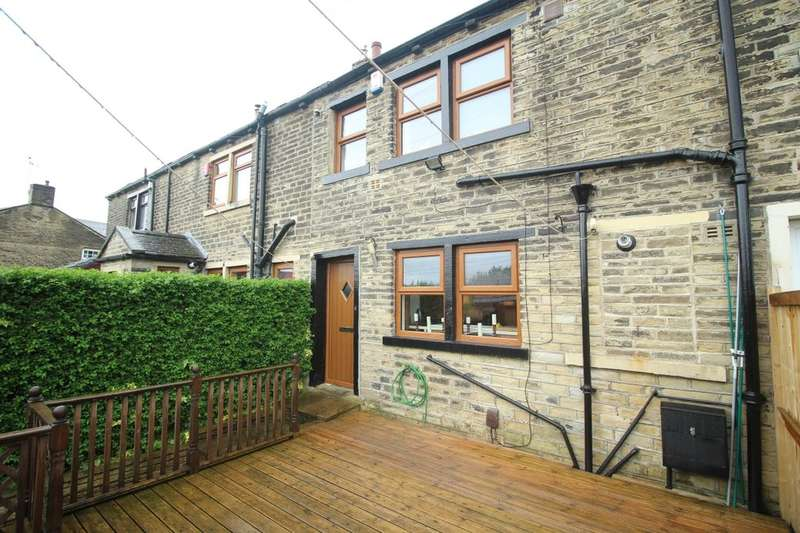 2 Bedrooms Property for sale in Storr Hill, Wyke, Bradford, BD12