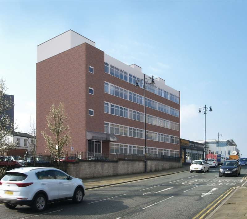 1 Bedroom Apartment Flat for sale in Edward Street, Stockport, SK1