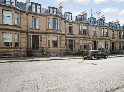2 Bedrooms Flat for sale in Belmont Street, Kelvinbridge