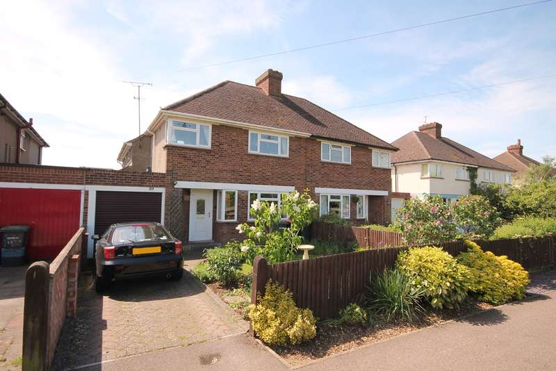 4 Bedrooms Semi Detached House for sale in Stagsden Road, Bedford, MK43