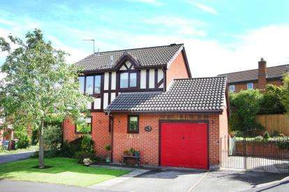 3 Bedrooms Detached House for sale in Marcham Drive, Beighton, Sheffield, South Yorkshire
