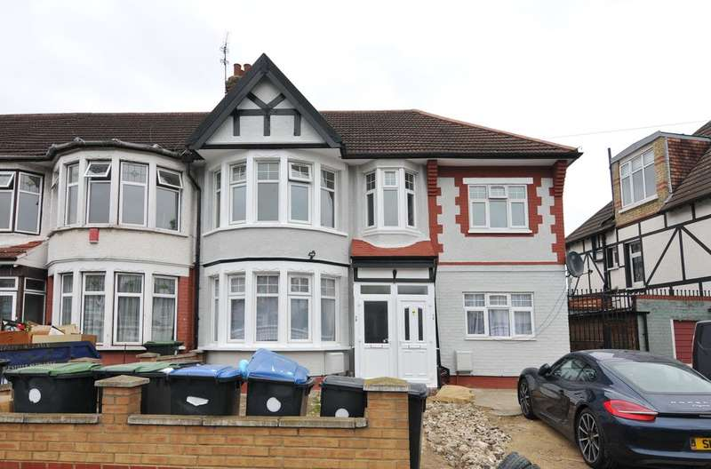 3 Bedrooms Flat for sale in Upsdell Avenue, Palmers Green, London, N13