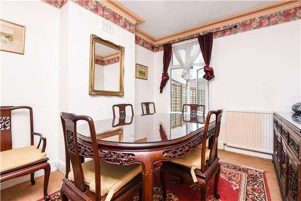 3 Bedrooms Terraced House for sale in Ellora Road, SW16