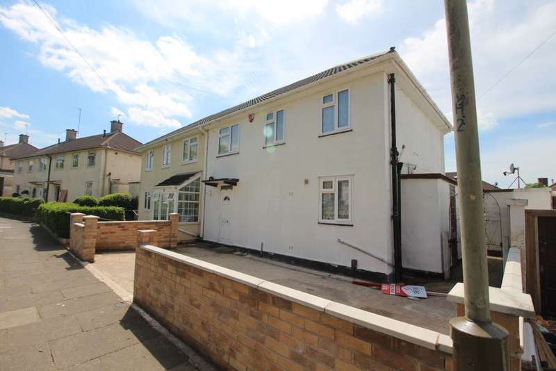 3 Bedrooms Semi Detached House for sale in Blundell Road, Leicester, LE5