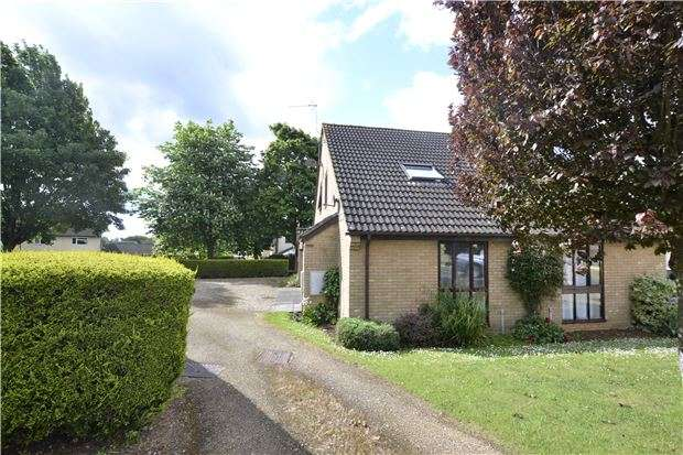 1 Bedroom Property for sale in 278 Thorney Leys, WITNEY, Oxfordshire, OX28 5PB
