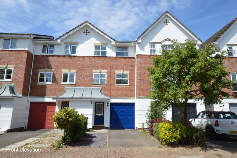 3 Bedrooms Town House for sale in Grosvenor Mews, Prices Lane