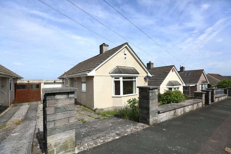 2 Bedrooms Detached Bungalow for sale in Plymstock, Plymouth