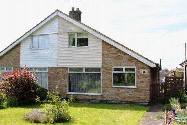 3 Bedrooms Semi Detached House for sale in St Marys Way, Roade, Northampton NN7 2PQ