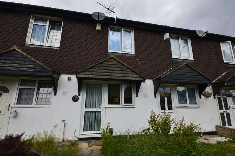 2 Bedrooms Terraced House for sale in Sorrell Close, Thamesmead